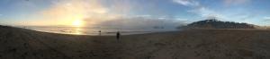 Sunset at Ocean Beach - San Francisco, CA